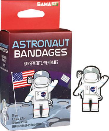 Astronaut-plaster