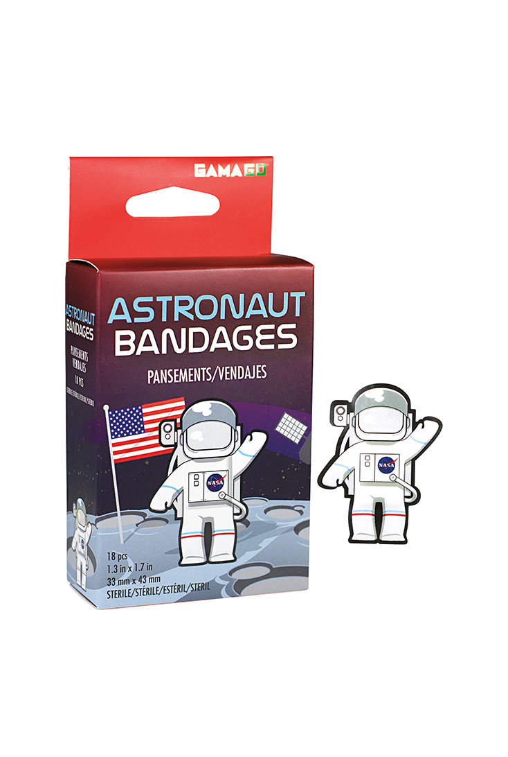 Plaster-med-astronaut