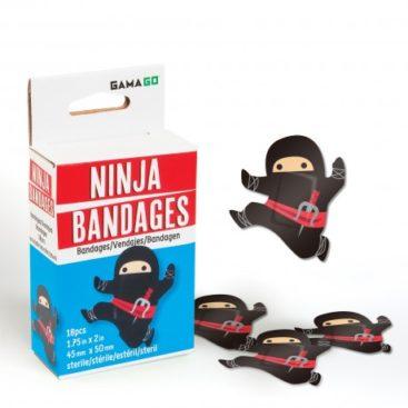 Ninja-plaster