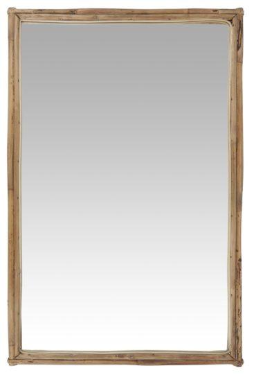 Flot-bambus-spejl