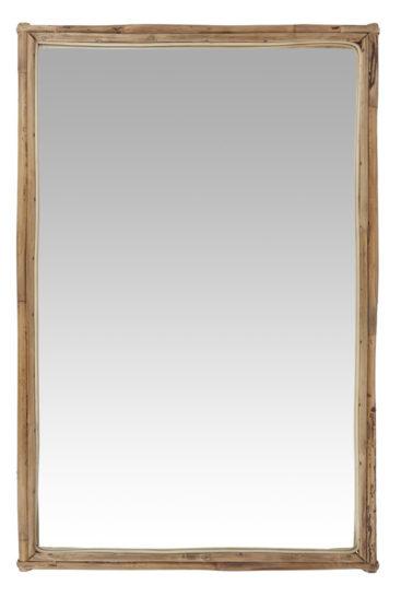 Bambus-spejl