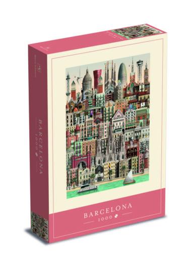 Barcelona-puslespil