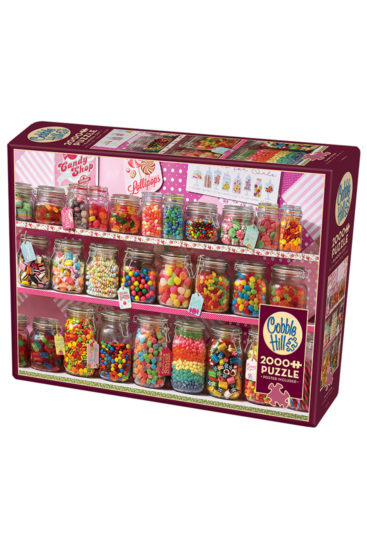 Candy-store-puslespil