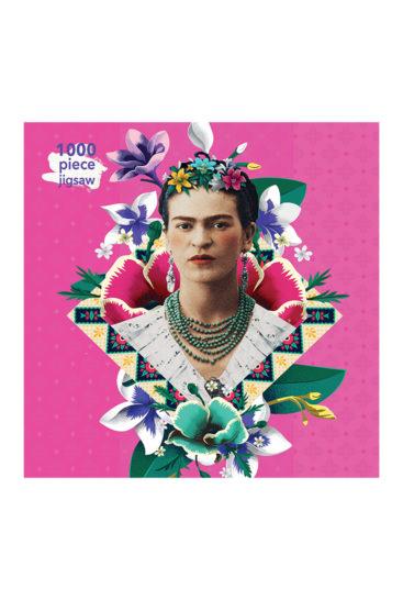 Puslespil-med-Frida-Kahlo