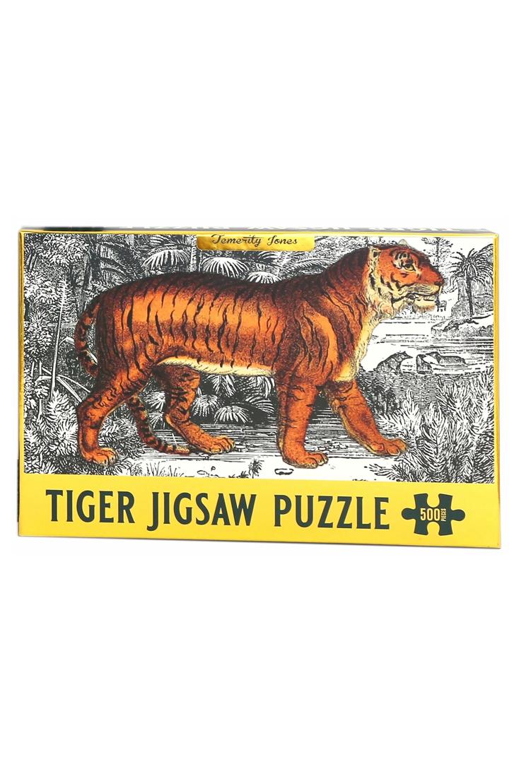 Tiger-puslespil