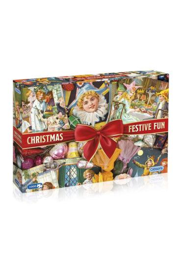 Christmas-puslespil