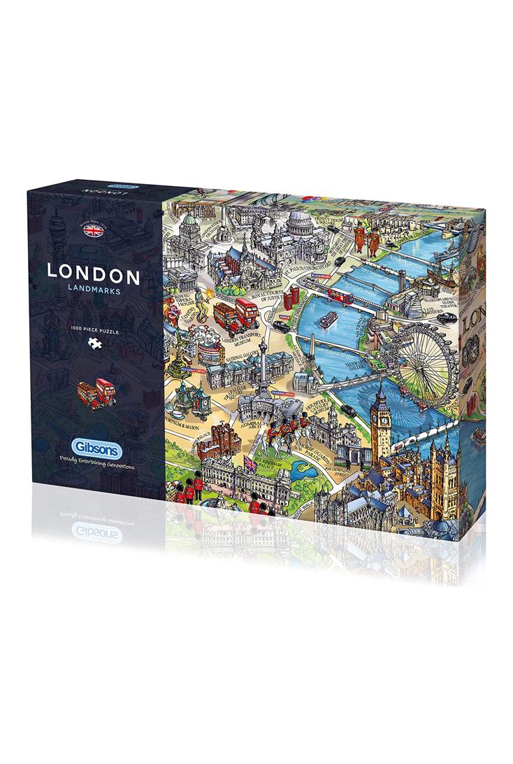 London-Landmarks-1000-pcs