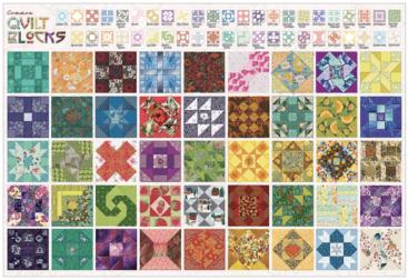 patchwork-puslespil