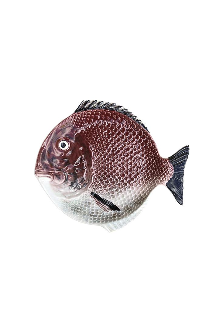 Rund-fisketallerken