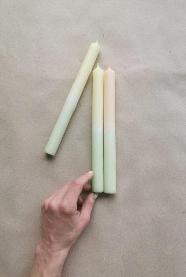 linde-stearinlys
