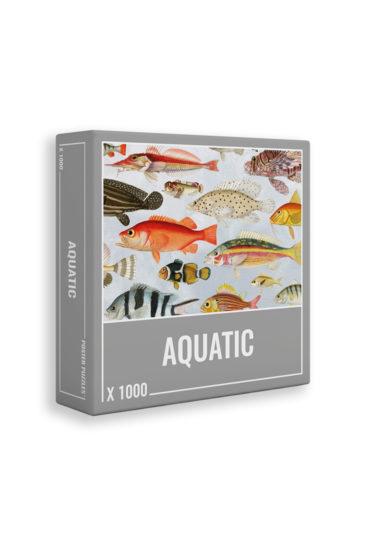 Aquatic-puslespil