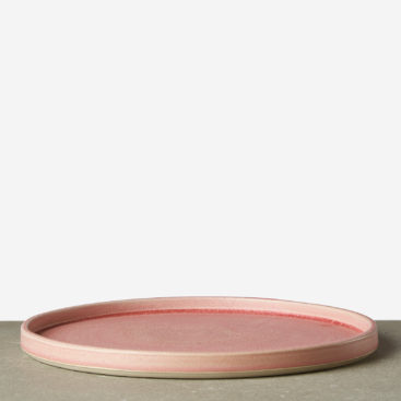 Tallerken-rosa