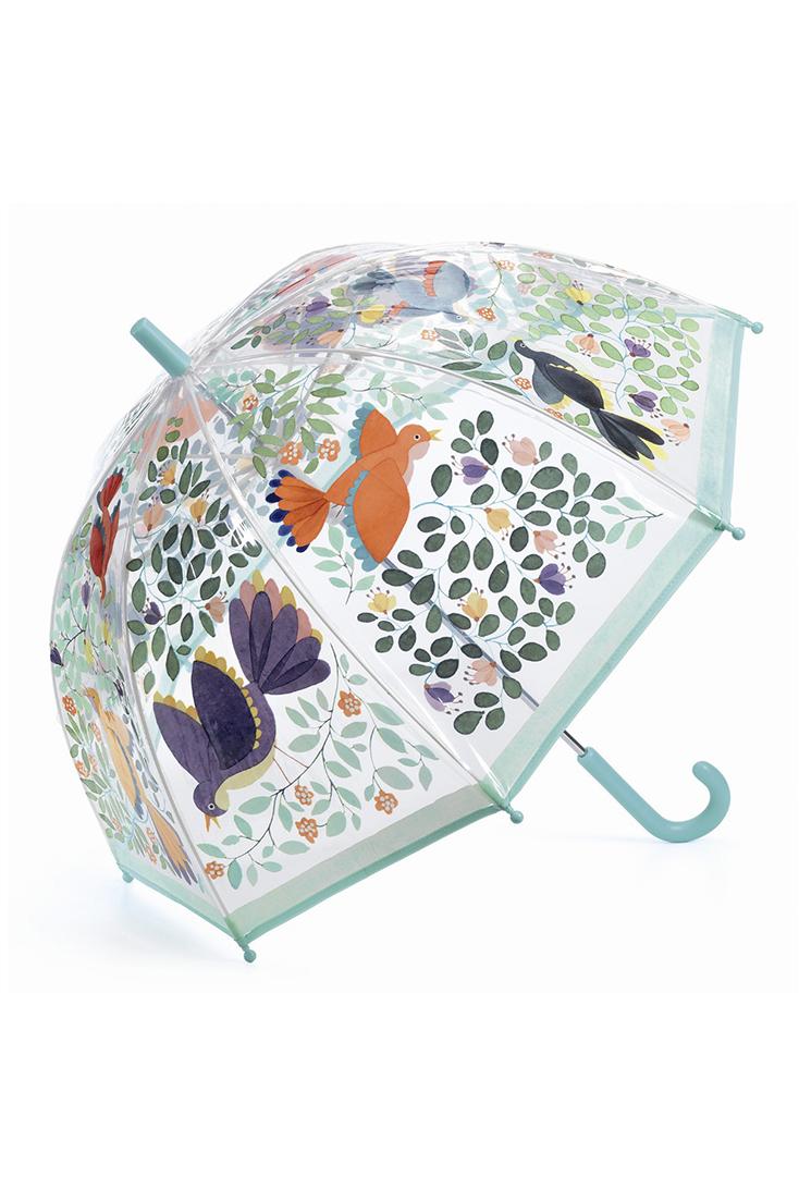 paraply-fugle
