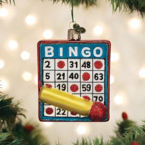 bingoplade-julekugle