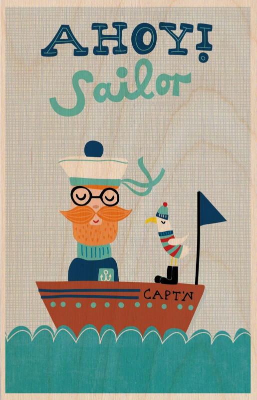 Ahoy-Sailor