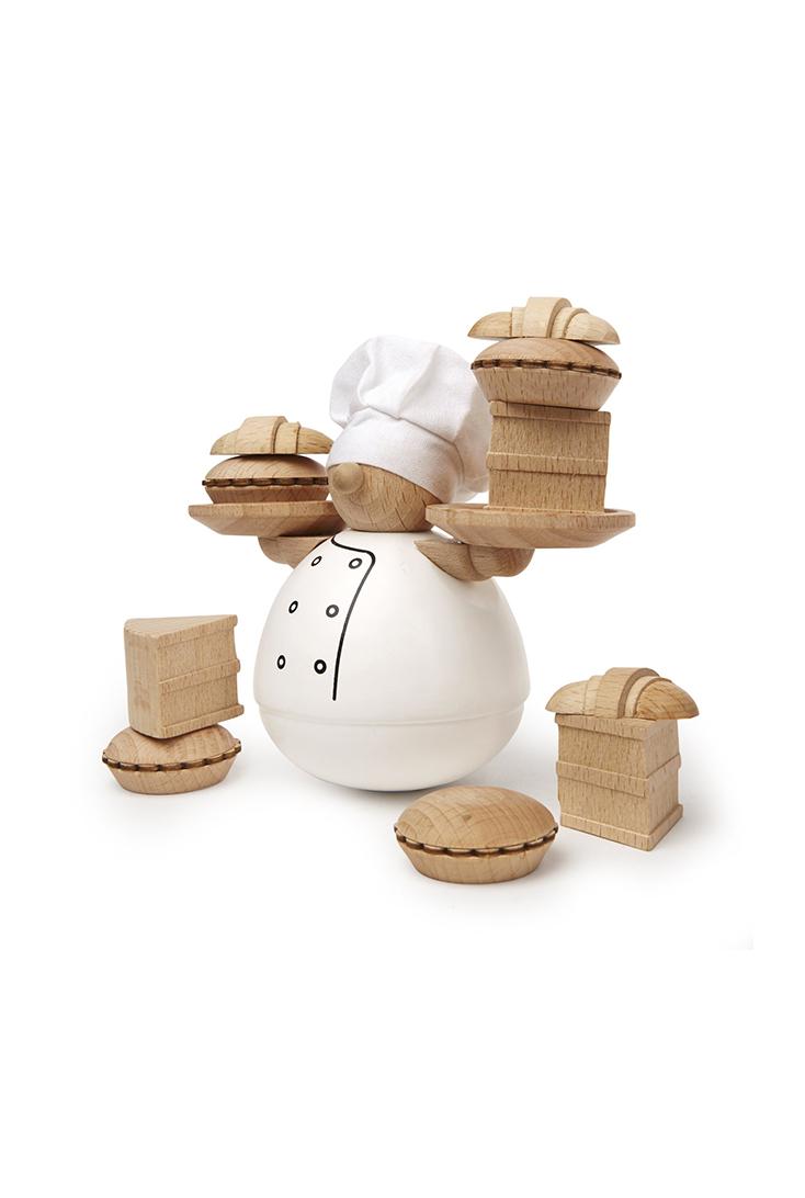Balance-the-baker-spil