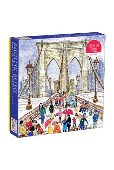 Brooklyn-Bridge-puslespil