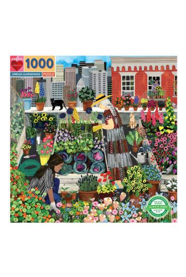Urban-gardening-puslespil