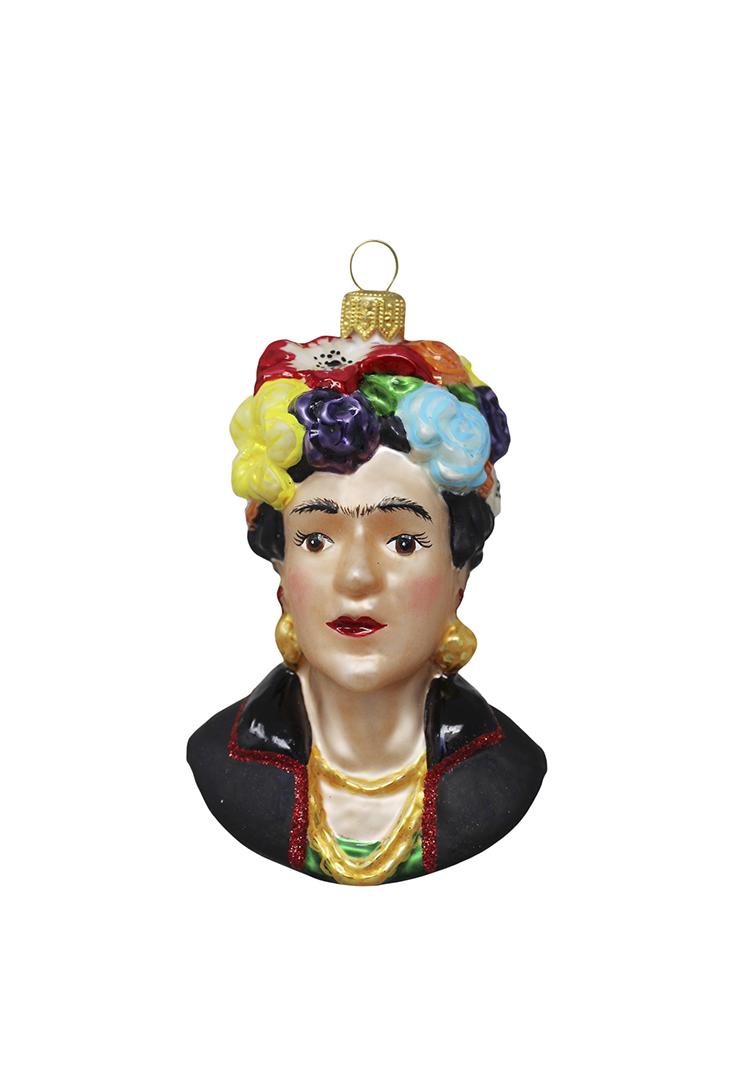 Frida-Kahlo-julekugle