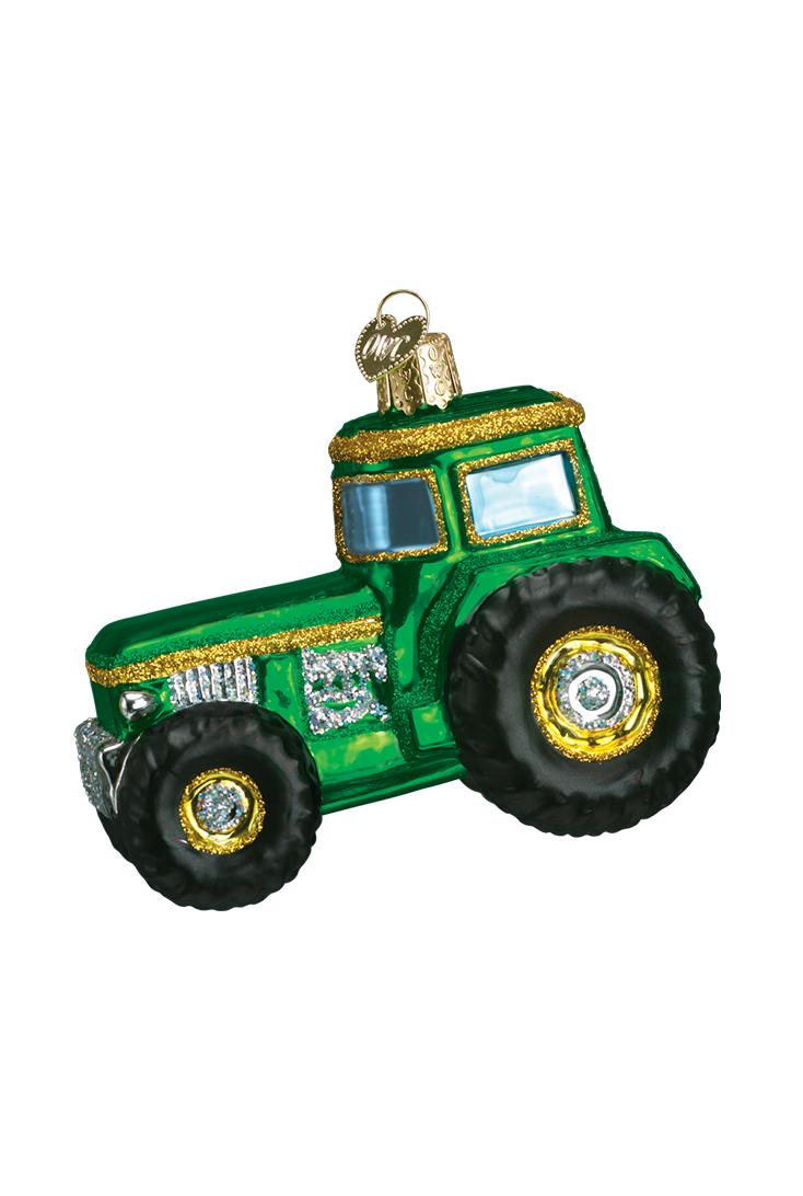 traktor-julekugle