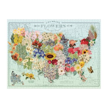 usa-state-flowers-jigsaw-puzzle