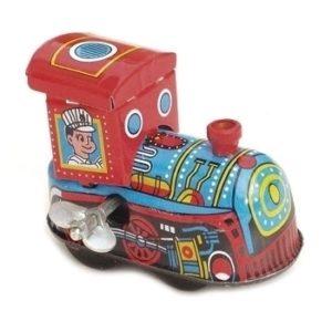 mekanisk-tog