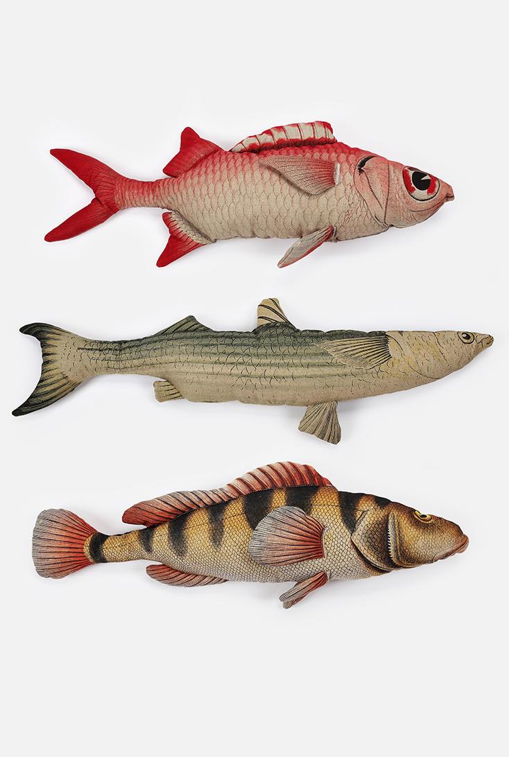 Fiske-puder