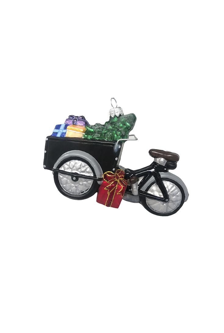 Julekugle-ladcykel