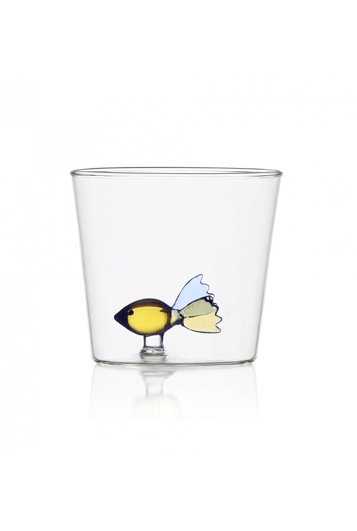 Drikkeglas-fisk