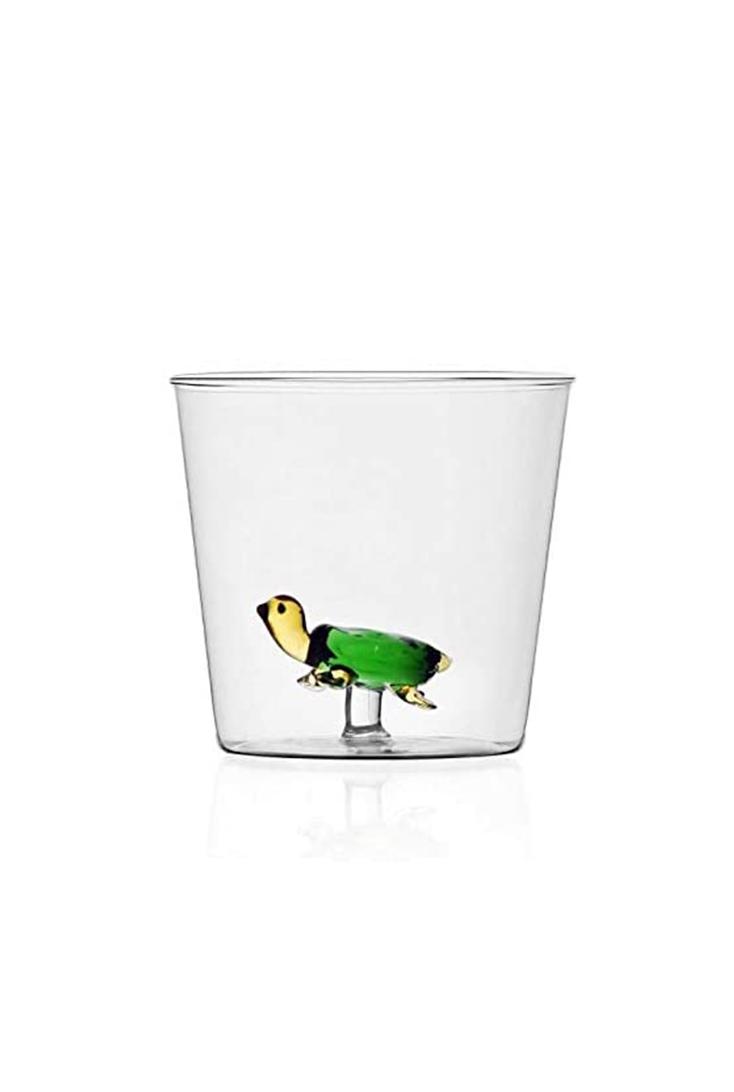 Drikkeglas-skildpadde