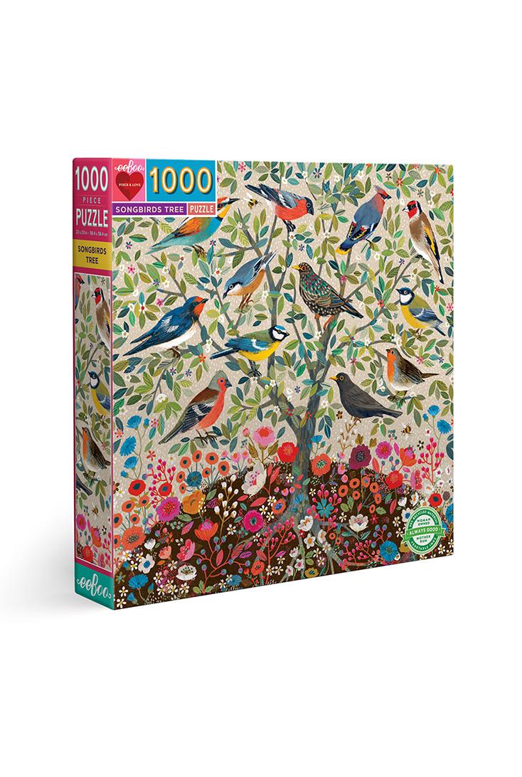 Songbirds-tree