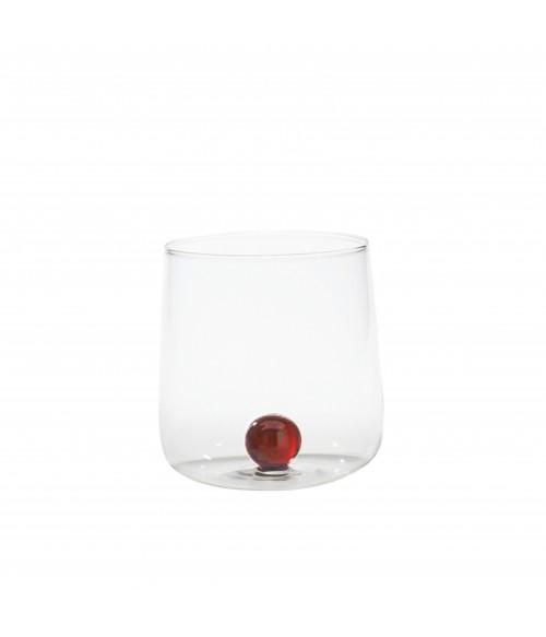 bilia-borosilicate-glass-tumbler-amber-set-6-pieces