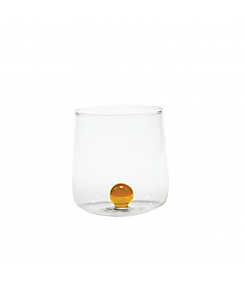 bilia-borosilicate-glass-tumbler-golden-yellow-set-6-pieces