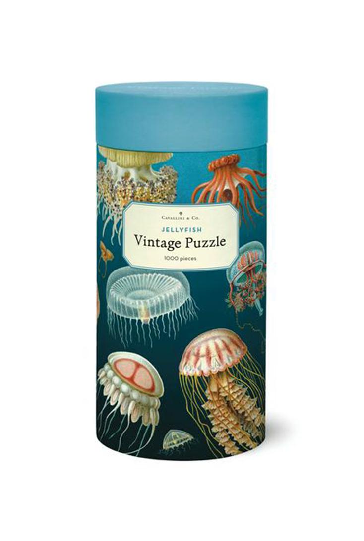 Jellyfish-puzzle