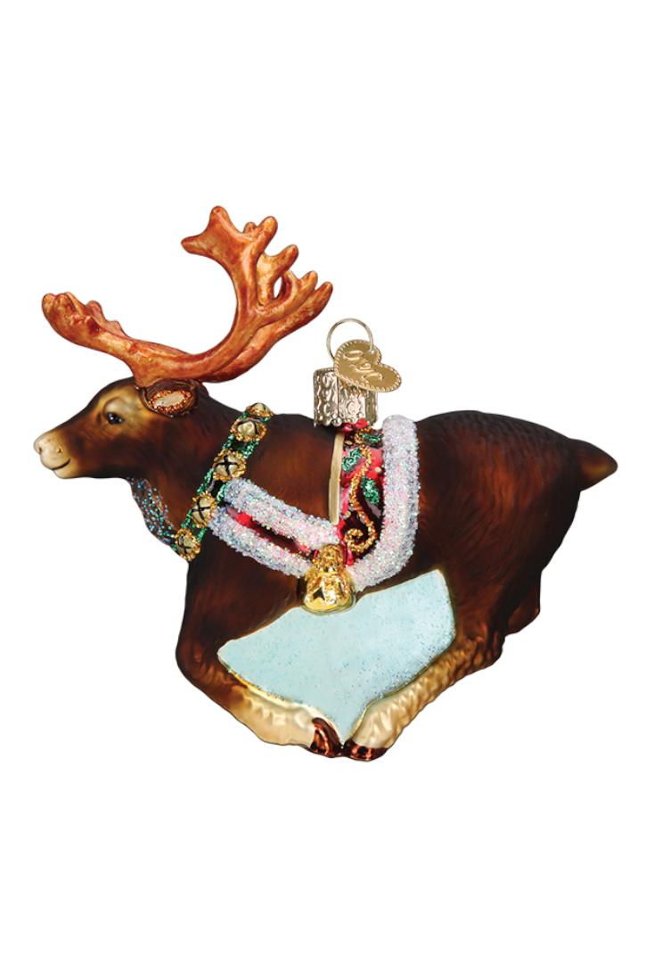 rensdyr-ornament
