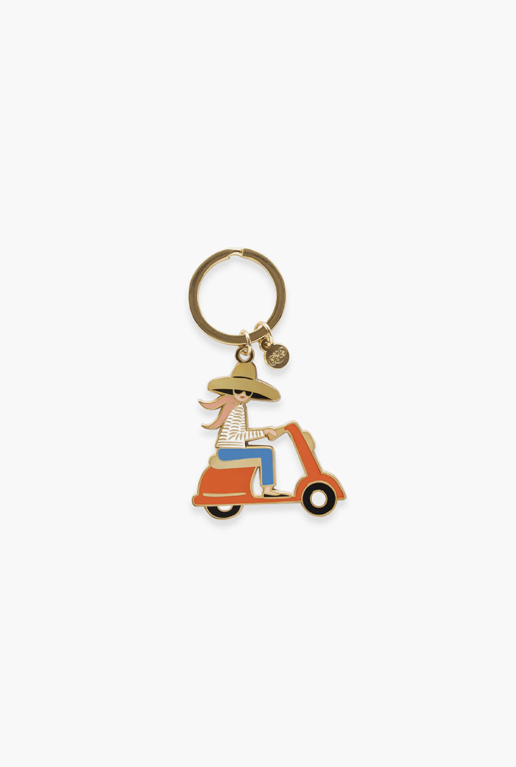 Scooter-keychain