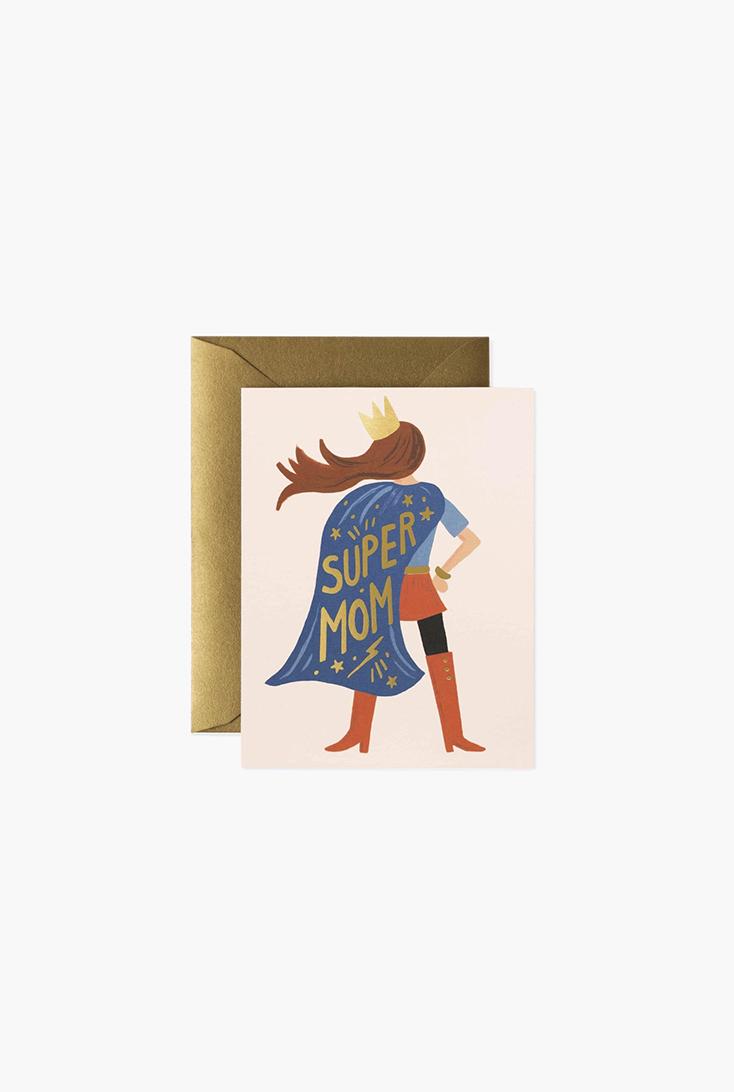Super-mom-card