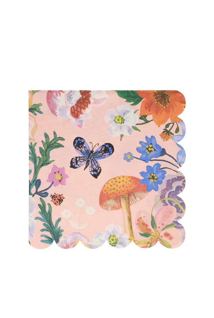 flora-napkins