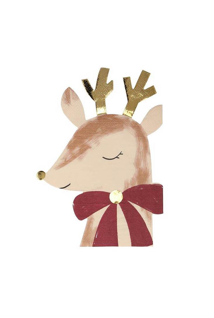 reindeer-napkins