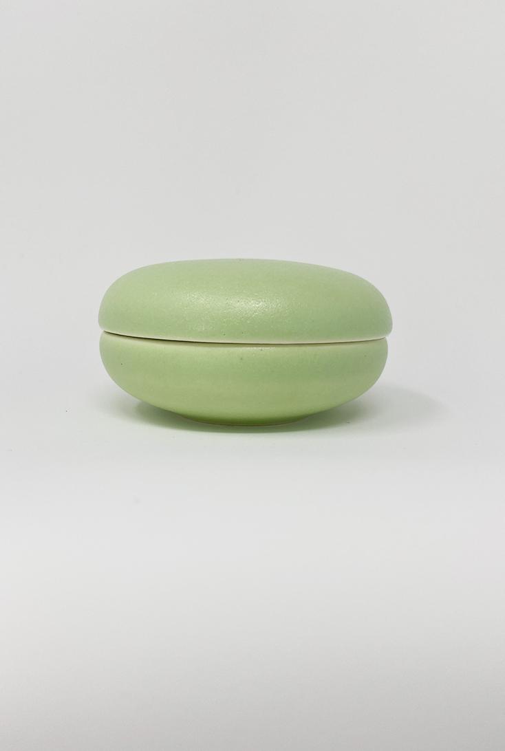 macaron-krukke-groen