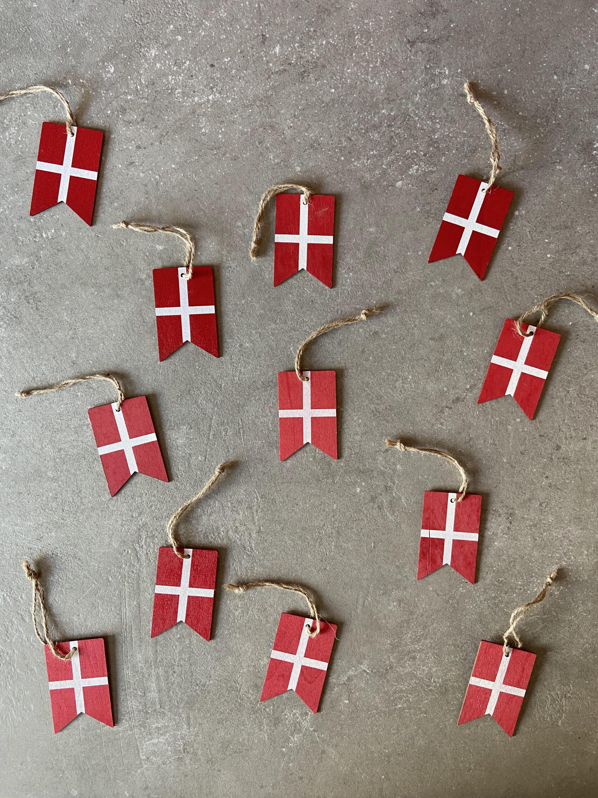 Flag-med-jutesnor